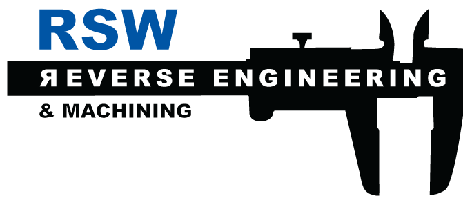 RSW Reverse Engineering And Machining Logo